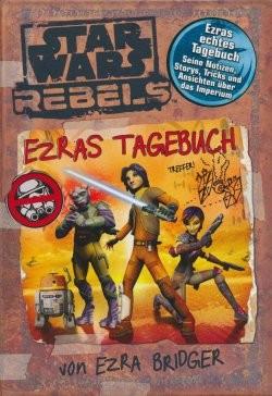 Star Wars Rebels: Ezras Tagebuch