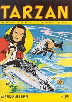Tarzan Mondial Großband 86