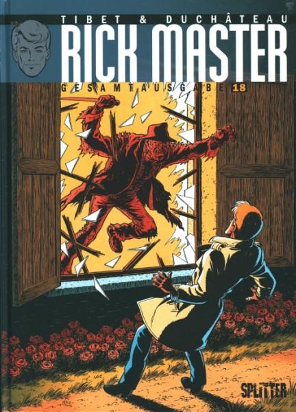 Rick Master - Gesamtausgabe 18