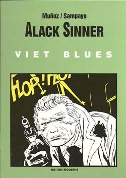 Alack Sinner (Edition Moderne, B.) Nr. 1-3 kpl. (Z1)