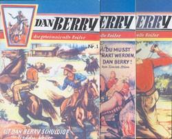 Dan Berry (Romanheftreprints, Vorkrieg) Nr. 1-10 kpl. (neu)