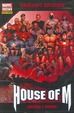 House of M 1 Variant