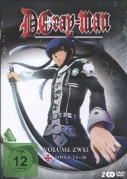 D Gray-Man DVD-Box 2