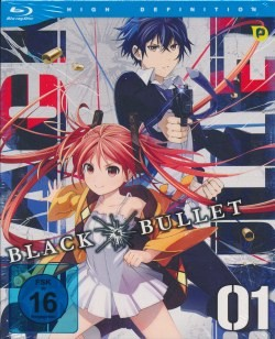 Black Bullet Vol.1 Blu-ray
