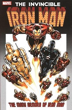 US: Iron Man The Many Armors of Iron Man