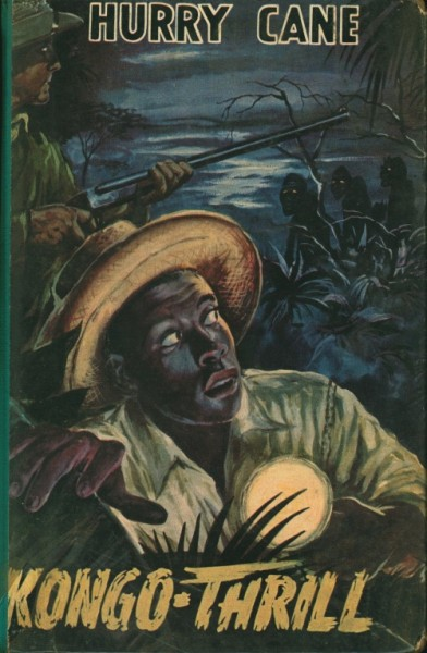 Cane, Hurry Leihbuch Kongo-Thrill (Bethke)