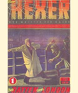 Hexer (Romanheftreprints, Österreich) Nr. 1-10