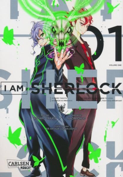 I am Sherlock 1