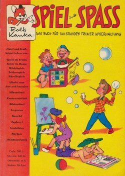 Spiel und Spass (Jokus, Br.) Nr. 1-2