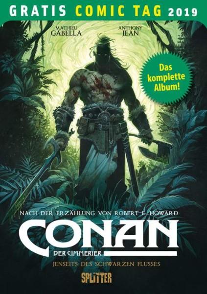 Gratis Comic Tag 2019: Conan