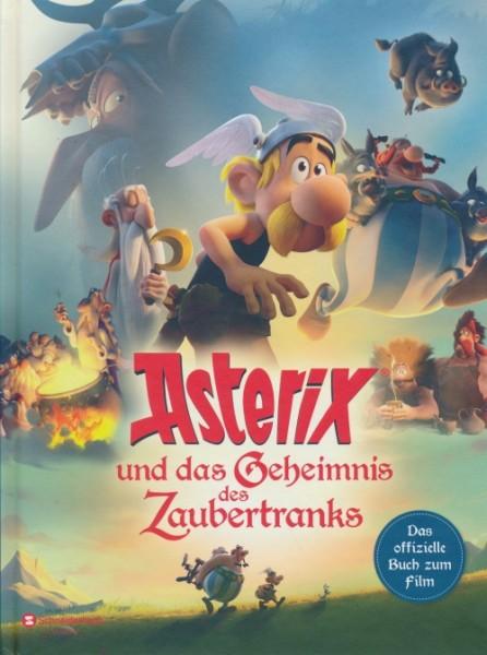 Asterix - Das Geheimnis des Zaubertranks - Buch zum Film