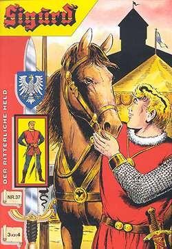 Sigurd 37 (Cover 3) limitiert