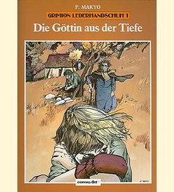 Grimion Lederhandschuh (Carlsen, Br.) Nr. 1-3