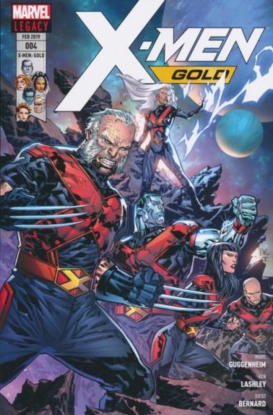 X-Men: Gold 4