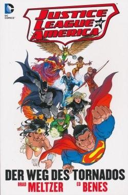 Justice League of America - Der Weg des Tornados SC