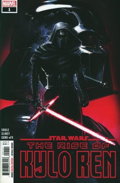 Star Wars (2015) Rise of Kylo Ren 1