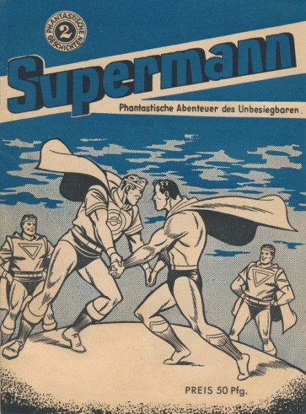 Supermann (Supermann, Gb.) Nr. 1-3