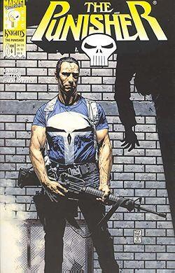 Punisher (Panini, Gb.) Vol.1 Nr. 1-6 kpl. (Z1)