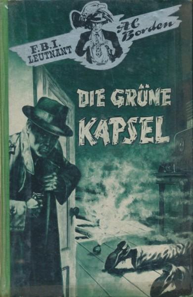F.B.I. Leutnant Al Borden LB Grüne Kapsel (Heros) Leihbuch