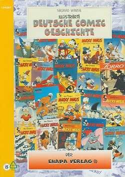 Illustrierte Deutsche Comicgeschichte 15 (Neuausgabe)