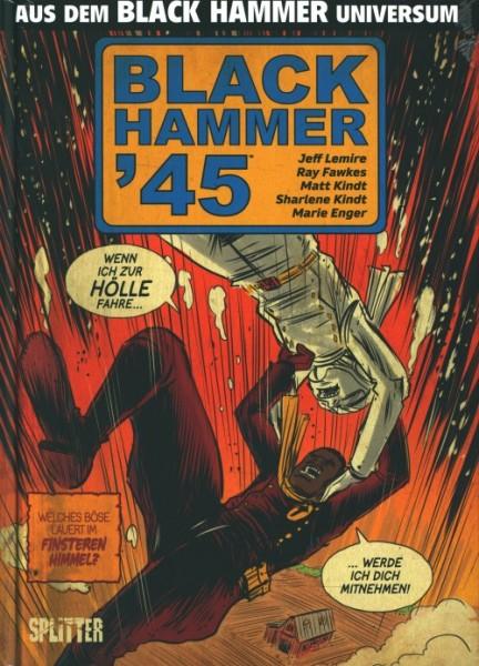 Black Hammer: 45