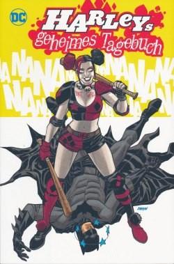 Harley Quinn - Geheimes Tagebuch Comicladen Sachsenhausen-Variant