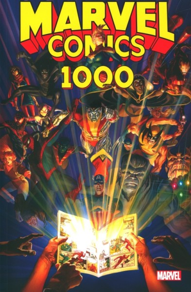 Marvel Comics 1000 SC