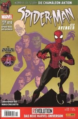 Spider-Man - Der Avenger 10