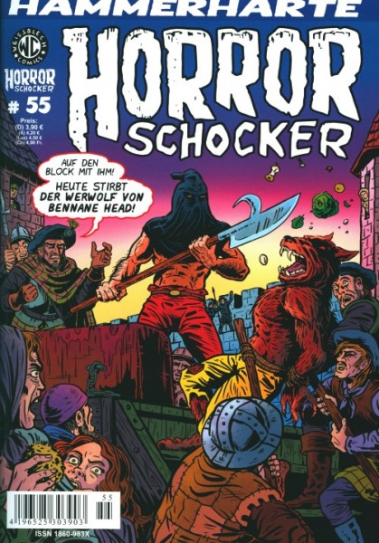 Horror Schocker 55
