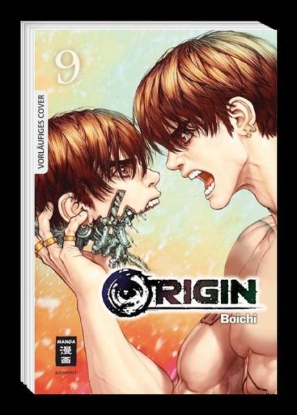 Origin 9 (08/20)