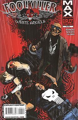 Foolkiller White Angels 1-5