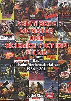 Asiatische Monster und Science Fiction Filme