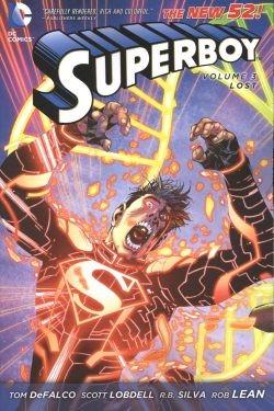 Superboy (2011 - New 52) Vol.3 Lost SC
