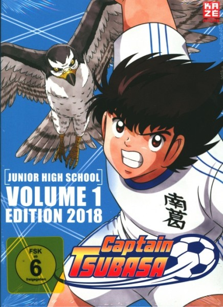Captain Tsubasa 2018 Vol. 3 DVD
