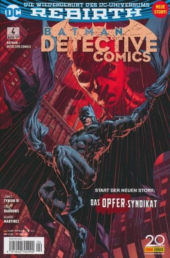 Batman Detective Comics (2017) 04
