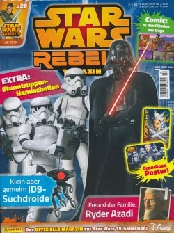 Star Wars Rebels Magazin 20