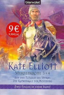 Elliott, Kate (Blanvalet, Tb.) Sternenkrone Sammelband Nr. 3/4 (neu)