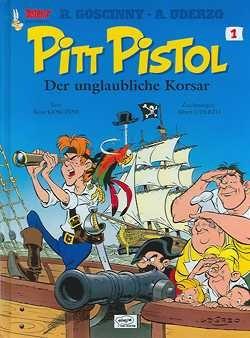 Pitt Pistol (Ehapa, B) Nr. 1-4 kpl. (Z1-2)