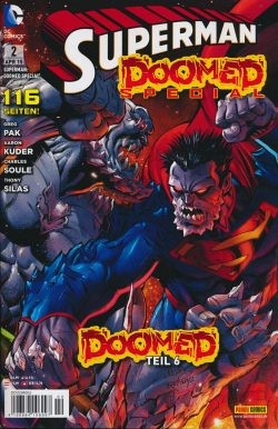 Superman: Doomed Special 2