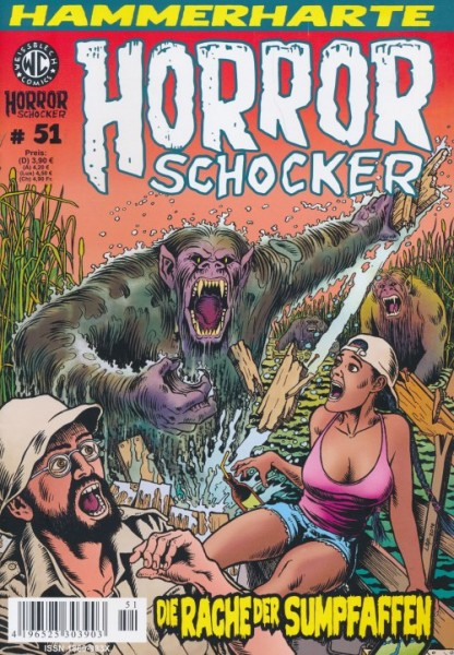 Horror Schocker 51
