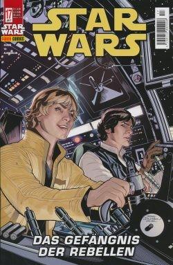 Star Wars Heft (2015) 17 Kiosk-Ausgabe