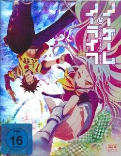 No Game No Life Vol. 1 Blu-ray + Sammelschuber