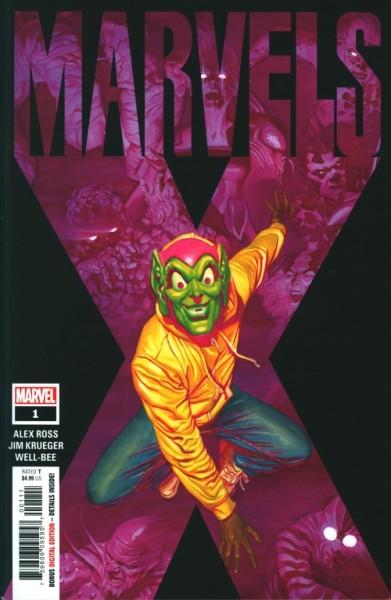Marvels X 1-6