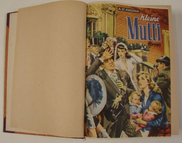 Kleine Mutti (Moderne Illustrierte Verlags-GmbH) 1-130 Kapitel gebunden in 2 Büchern (Z1)