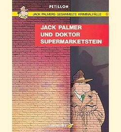 Jack Palmers gesammelte Kriminalfälle (Carlsen, Br.) Nr. 1-5
