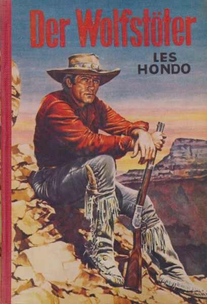 Hondo, Les Leihbuch Wolfstöter (Rekord)