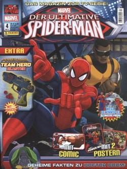 Ultimative Spider-Man Magazin 04