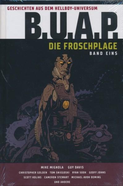 Geschichten aus dem Hellboy Universum: B.U.A.P. 1