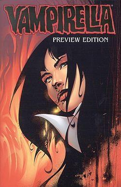 Vampirella Preview Edition