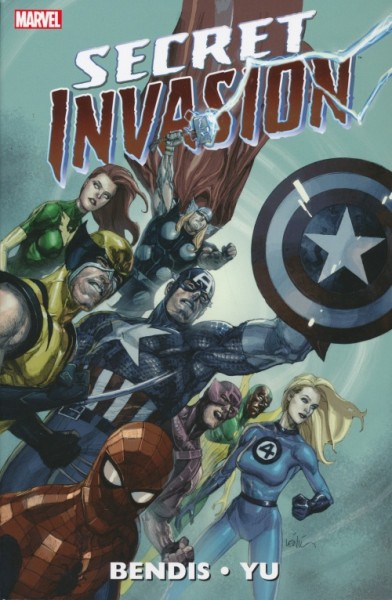 Secret Invasion Paperback (Neuausgabe)